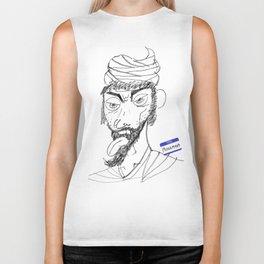 Sketchy Prophet Biker Tank