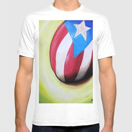 Corazón del Aguacate PR T-shirt