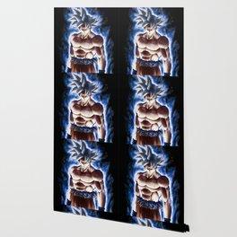 Ultra blue fighter Wallpaper