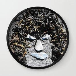 "EPHE""MER"" # 58 Wall Clock"