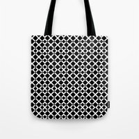 the xx Tote Bags featuring XX by NENE W