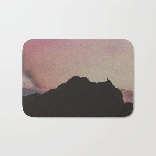 Ring of Sunsets - landscape photography Bath Mat