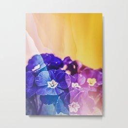 Spring blooming Tas 02 Metal Print