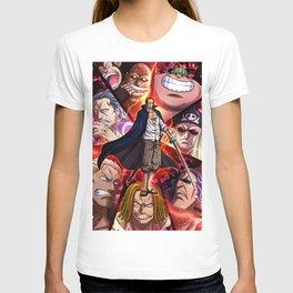 Shanks - One piece T-shirt