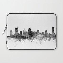 Nashville Tennessee Skyline Laptop Sleeve