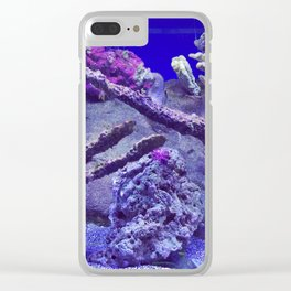 ...and all the kings men. Clear iPhone Case