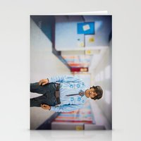 napoleon Stationery Cards featuring Napoleon Dynamite by TJAguilar Photos