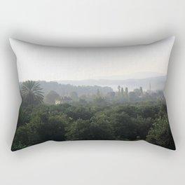 Atakoy Landscape Rectangular Pillow