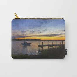 Sunset View in Denbigh Carry-All Pouch