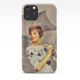 Julie Andrews, Movie Star iPhone Case