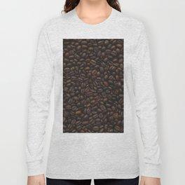 Coffee Addiction. Long Sleeve T-shirt