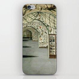 Museum of Curiosities iPhone Skin