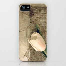 THE SIMPLE THINGS #2 iPhone Case