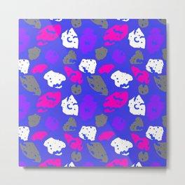 Color bright spot 1 Metal Print