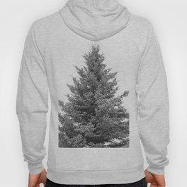 B&W White Spruce Hoody