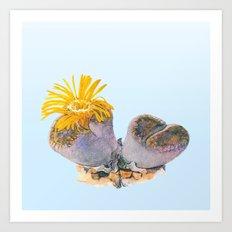 Cactus # 2 Art Print