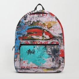 Yes No Backpack