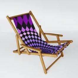 Wonderland Floor #6 Sling Chair