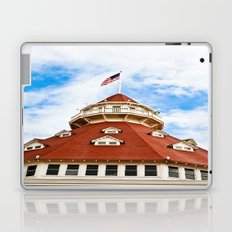 Haunted Coronado Tower Laptop & iPad Skin