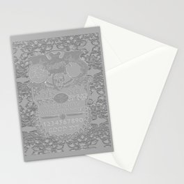 quija board II Stationery Cards