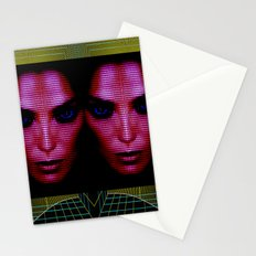 A. I. ( Artificial Inquisitors ) Stationery Cards