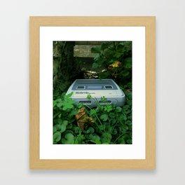 Endurance Framed Art Print