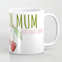 Cool Mum Coffee Mug