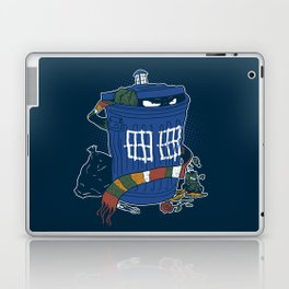 Doctor The Grouch Laptop & iPad Skin