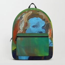 The Portrait of Yutta Backpack