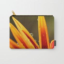 orange petals Carry-All Pouch