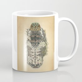 caterpillar of spangle Coffee Mug