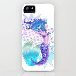 Mermaid POP iPhone Case