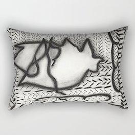 cool guy Rectangular Pillow