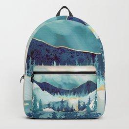 Sky Reflection Backpack