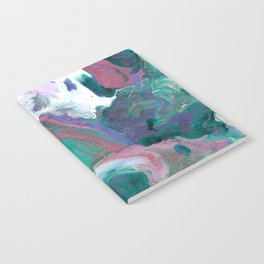 Magic Floral Notebook