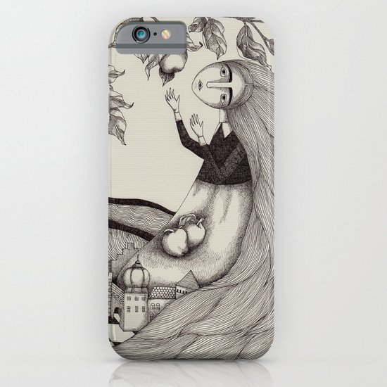 The Golden Apples (2) iPhone & iPod Case