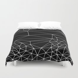 Stretched Duvet Cover
