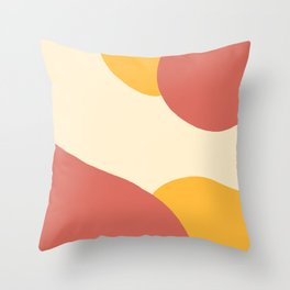Shapes IV Throw Pillow