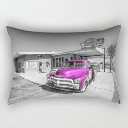 Pink D'z  Rectangular Pillow