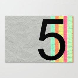 new design for rugs Canvas Print