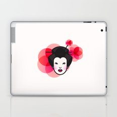 Geisha Icon Laptop & iPad Skin