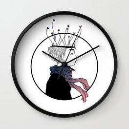 GROWING Wall Clock