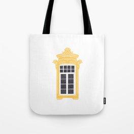 The Golden Lamb Tote Bag
