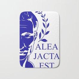 Alea jacta est Bath Mat