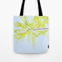 GRN/BLU Tote Bag