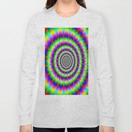 Psychadelic Long Sleeve T-shirt