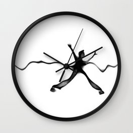 cool sketch 43 Wall Clock