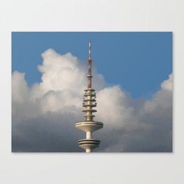 TV-Tower  Canvas Print