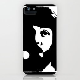 Paul iPhone Case