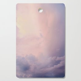 summer sky vii Cutting Board